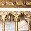 Řím, chrám Santa Maria sopra Minerva – sarkofág sv. Kateřiny Sienské, foto: Irka Chlopczykova