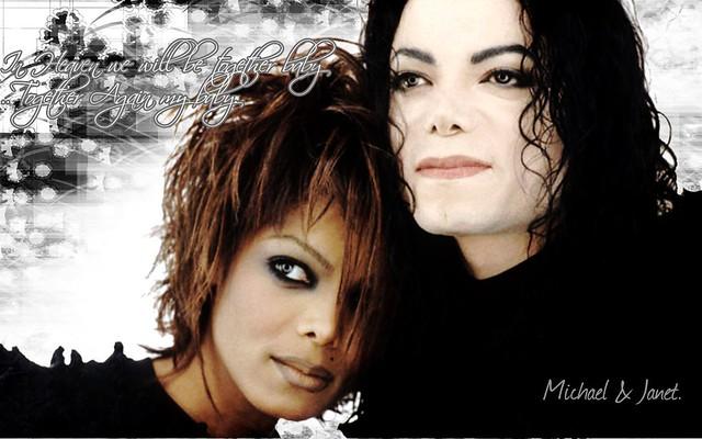 Janet Jackson & Michael Jackson