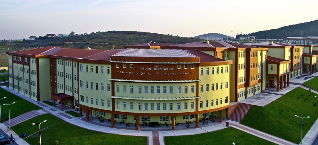 Maltepe University | Study In Turkey | Flickr