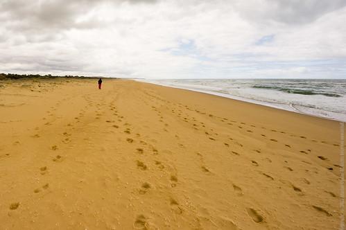 beach australia 90milebeach lakesentrance 2011