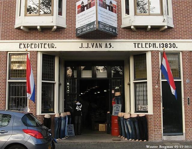 Expediteur J.J. van As