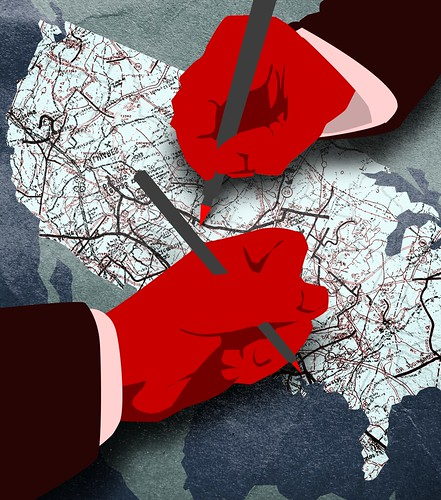 Redistricting | by Truthout.org