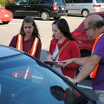 Occupational Therapy Alumni, Students Help Make Driving Safer for Elder Drivers
