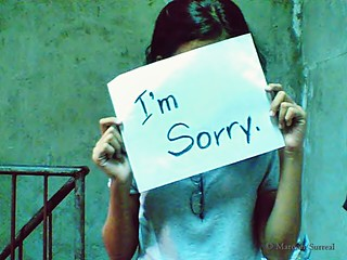 I'm Sorry | by Leyram Odacrem
