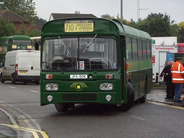 Amersham Bus Running Day 2010-10-03 022