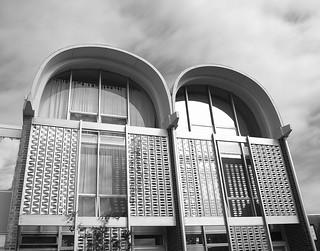 Two Goodman Barrel-Roof Townhomes