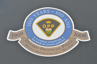 OPP Logo Crest for the 100th anniversary Pembroke Airport