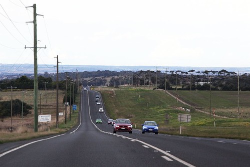 Preparation underway for the duplication of the Princes Highway between Waurn Ponds and Winchelsea