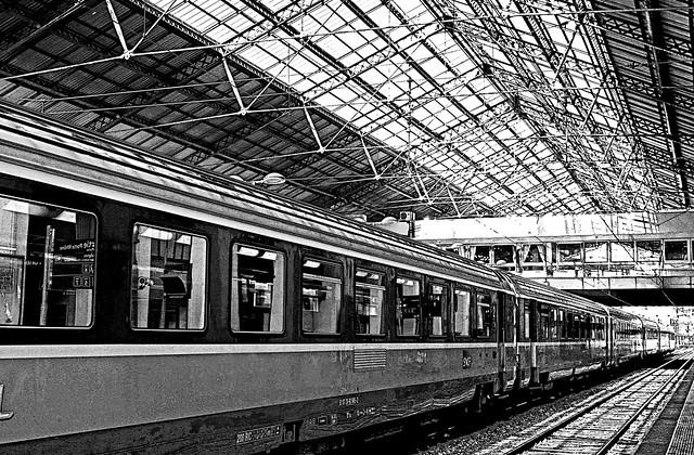 perspective ferroviaire