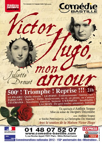 Victor Hugo mon amour 500 ème ! | by Victor Hugo, mon amour