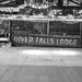 River Falls Contradance in B&W - 11/12/2011