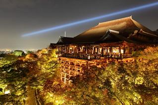 清水寺 (Kiyomizu-dera)   by Sam Ng -LP