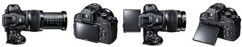 Fujifilm X-S1 - Tilting LCD | by ** David Chin **