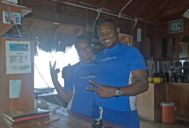 Our 31st Anniversary in Jamaica, Couples Swept Away
