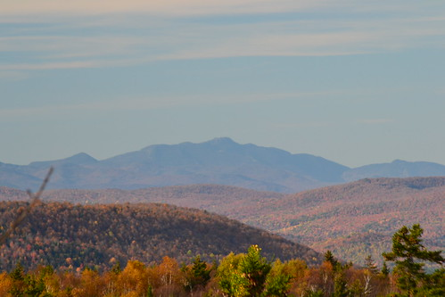 park autumn trees white mountains color green tower fall leaves forest fire vermont state panoramic mount views brookfield vt mansfield allis