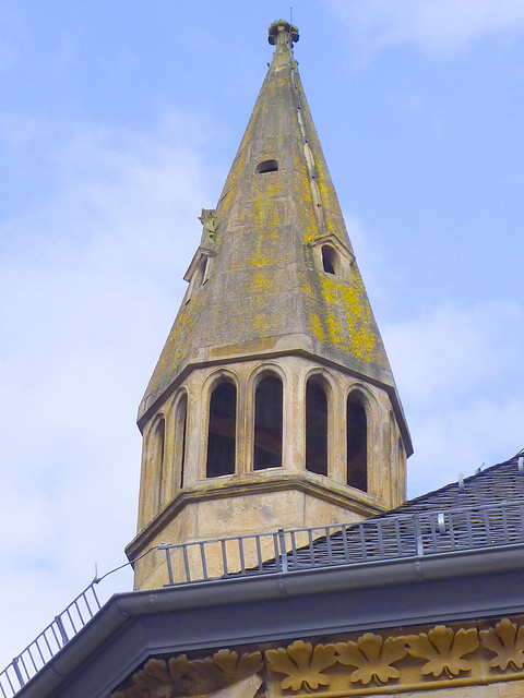 Chapel of the Knights Templar - Tower
