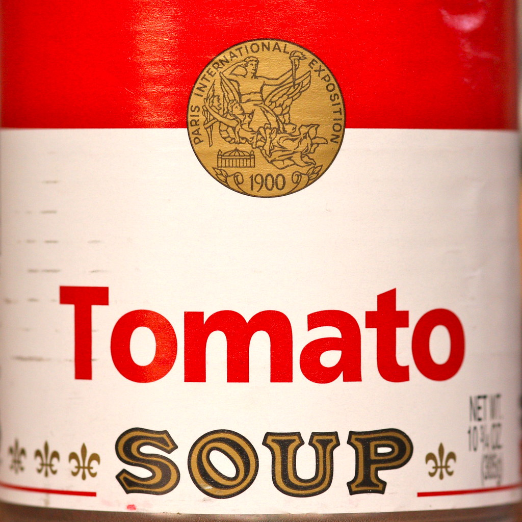... Tomato soup - by kevin dooley