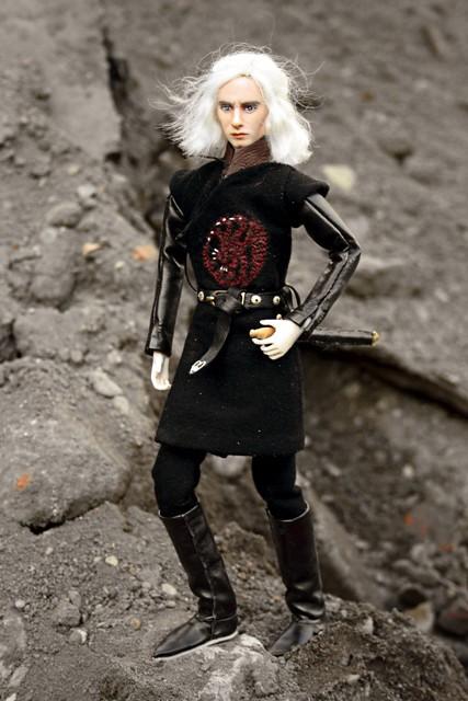 Doll Viserys Targaryen Game Of Thrones The Doll Viserys Flickr