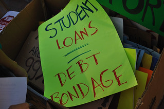 Students join Occupy Boston | by CampusGrotto