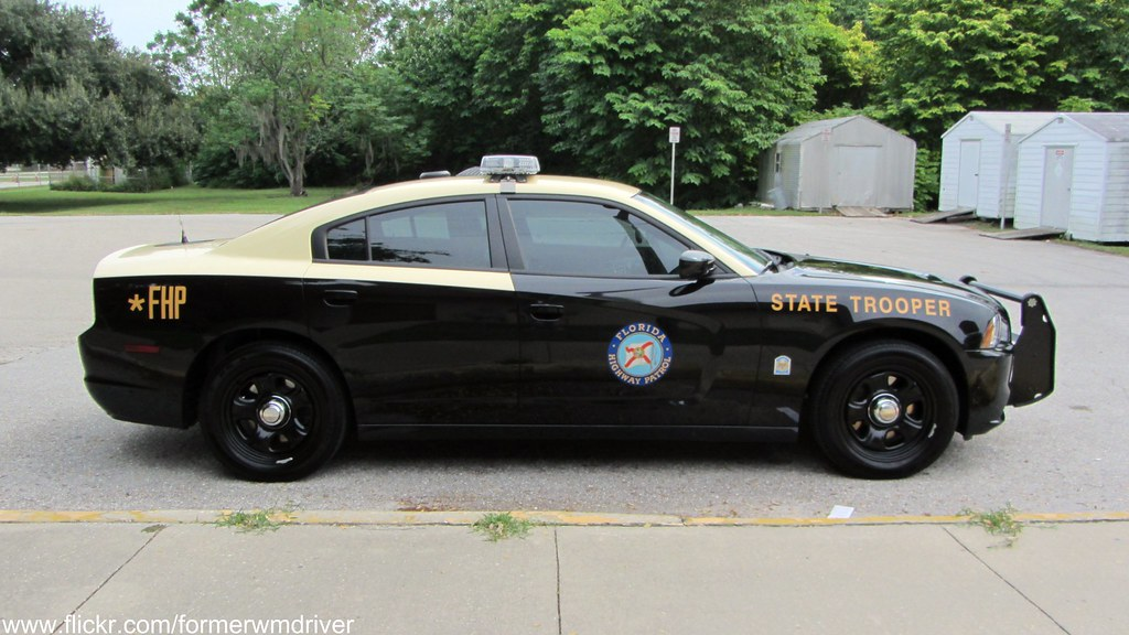Florida Highway Patrol - 2011 Dodge Charger - Brand New