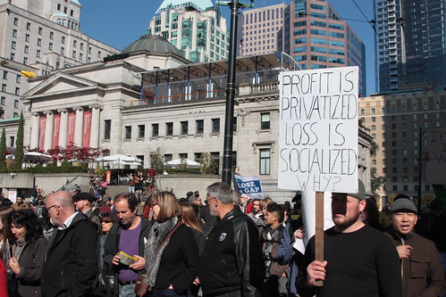 Occupy Vancouver | by ouno design