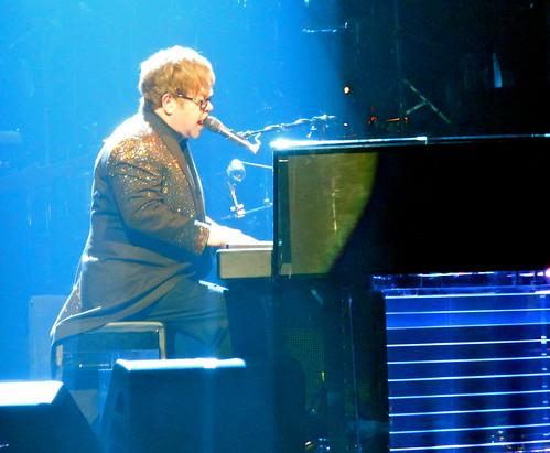 Elton John @ Ceasar's Palace   by Studio Sarah Lou