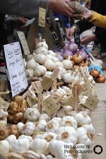 Southsea Farmers Market - The Garlic Farm | by Hexagoneye Photography