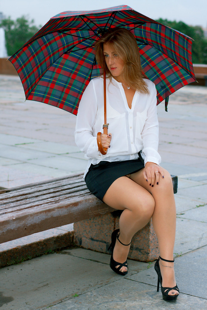 anya bo  summer dull day in moscow