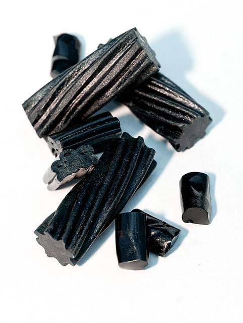 Black Licorice: Trick or Treat?