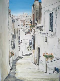 Upalna Andaluzja | by mal-art
