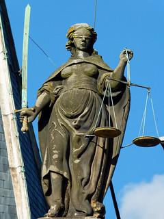 Justitia | by dierk schaefer