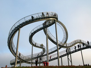 Tiger and Turtle | by Eichental