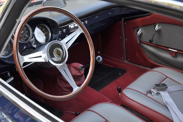 1961 Alfa Romeo Giulietta Sprin