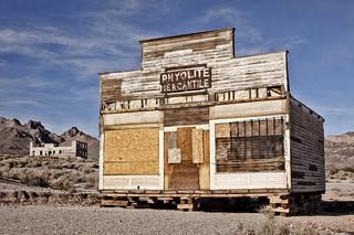 Rhyolite Mercantile store | by Alan Vernon.