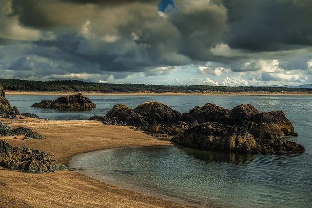 Beach Newborough.