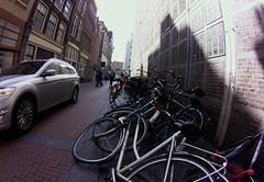 Beursstraat Amsterdam, April 2014
