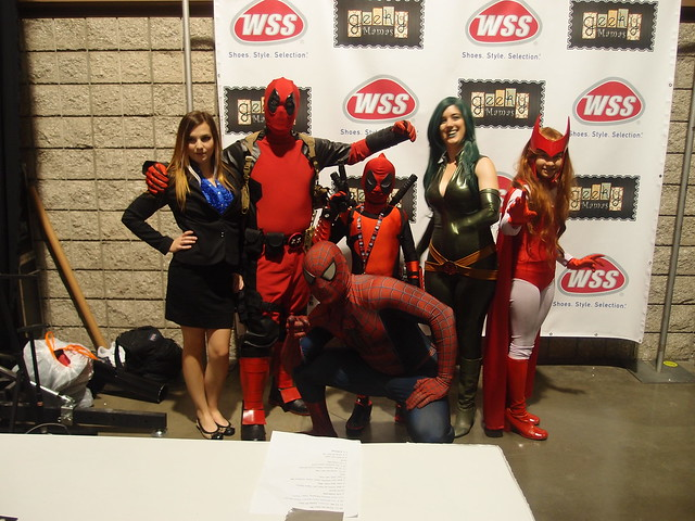 Agents of Cosplay group