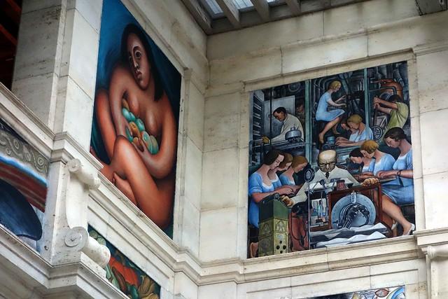 The Diego Rivera Court