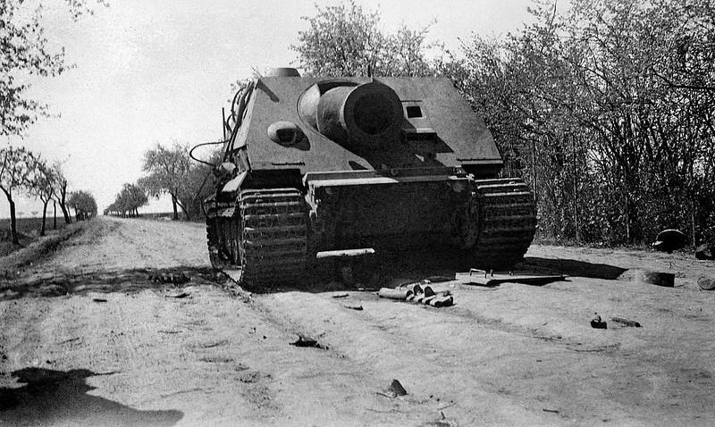 """Штурмовий танк VI """"штурмової тигр"""""""