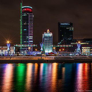 Minsk Skyline | by martintimmann