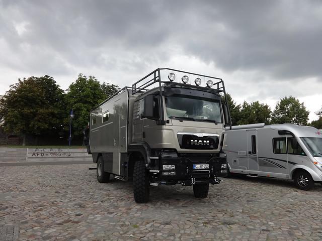 2016 Wohnmobil auf TGS18.480 von MAN Schleinufer in 39104 Magdeburg