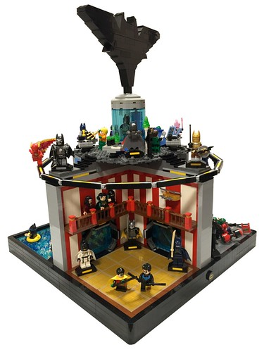 The Bat Family's Cave - 2