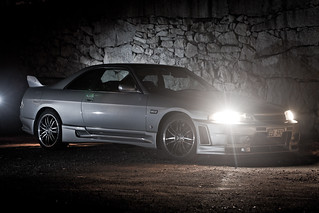 Nissan skyline | by sebbesula