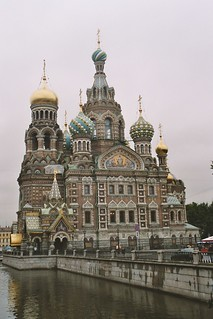 St Petersburg, Church on Spilled Blood