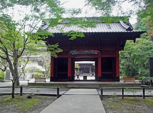 Sun, 09/10/2011 - 12:42 - 妙本寺 二天門