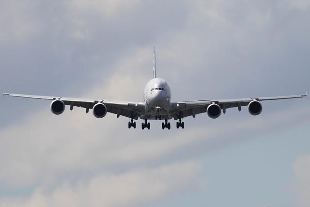 A380 - Le bourget