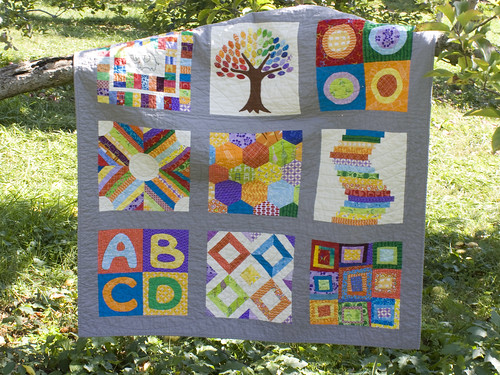 Front of Quilt | by KCQuilts