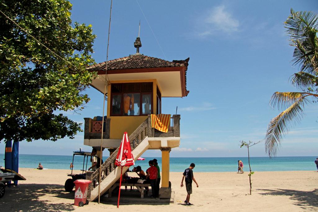 Kuta Beach - Kuta (Bali - Indonesia)