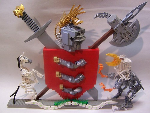 Lego Coat of Arms | by monsterbrick