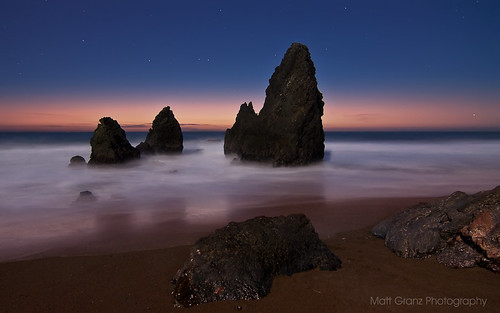 ocean california blue sunset seascape motion blur beach wall paper stars photography evening twilight sand nikon rocks long exposure waves post pacific desk dusk top marin picture tokina card headlands rodeo 1224mm stacks sfist d90 mattgranz